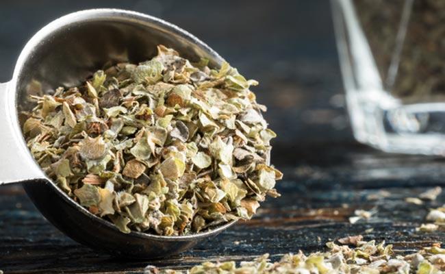 image of marjoram spice