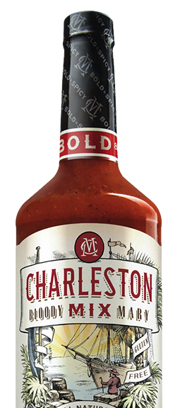 Image of Charleston Mix Bold and Spicy bottle